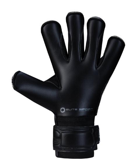 5ddbdcb7b2c Вратарски ръкавици Elite Sport Black Solo - SportLic.com