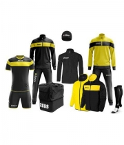 Спортен комплект ZEUS Box APOLLO YELLOW/BLACK