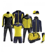 Спортен комплект ZEUS Box ULYSSE   yellow/black