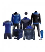 Спортен комплект ZEUS Box VESUVIO BLUE/BLACK
